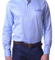 camicia-da-uomo-azzurra-ingram a6a5861adda