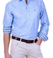 camicia-da-uomo-azzurro-lucido 28e30d2c79d