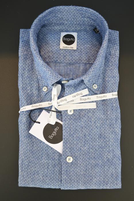 camicia-casual-a-pois-jpg