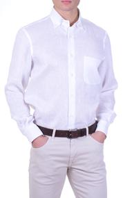 camicia-bianca-lino