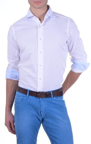 Abbinamento casual per la camicia bianca Il blog di Kamiceria