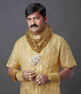 camicia-oro