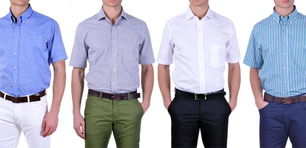 camicie-a-maniche-corte-classic-fit-uomo