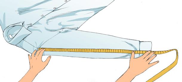 camicia-misura-manica