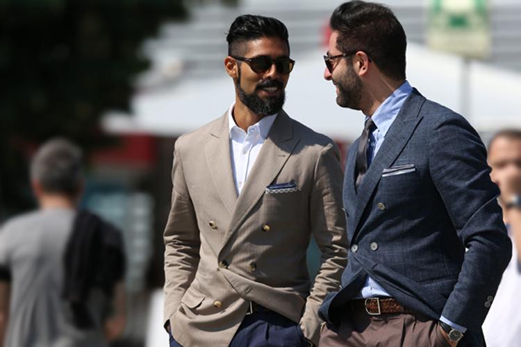 buy popular b203d eadc7 La giacca da uomo doppiopetto, un capo versatile - Il Blog ...
