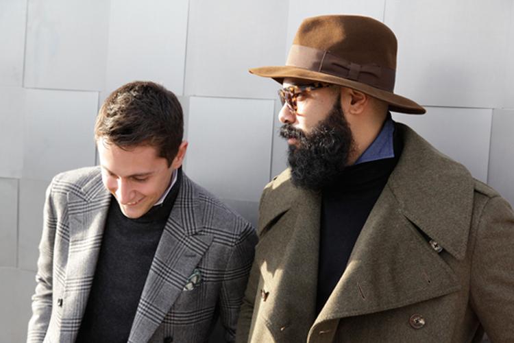 selezione migliore cf981 ec89a Il pullover da uomo, per un caldo inverno - Il blog di Kamiceria
