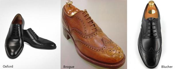 stile classico varietà larghe rapporto qualità-prezzo 6 tipi di scarpe per un uomo di classe - Il blog di Kamiceria