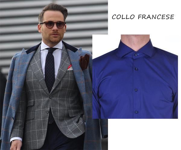 sito affidabile c671d 59bdf Il colletto della camicia ideale - Il blog di Kamiceria