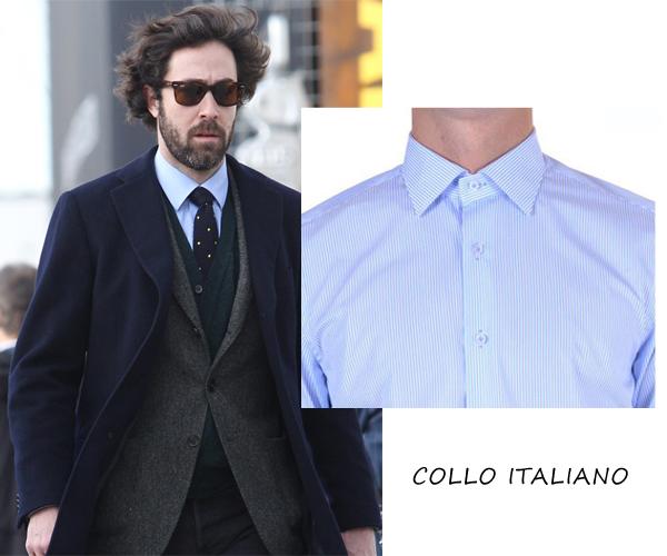 sito affidabile 9eb37 09205 Il colletto della camicia ideale - Il blog di Kamiceria